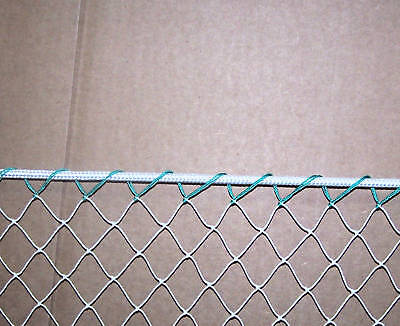 10' X 25' General Sport Nylon Netting With 5/16' Top Rope Border 1 - 7