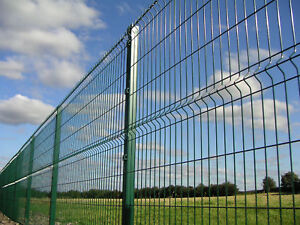 SECURITY FENCING, MESH FENCING, WIRE MESH, 2.0m H, Fence, Sports fencing, gates,