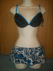 Be-Creative-Bikini-Bathing-swim-suit-swimsuit-Large-NWT