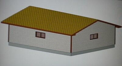 24 x 28 garage shop plans materials list blueprints for 28 x 24 garage plans