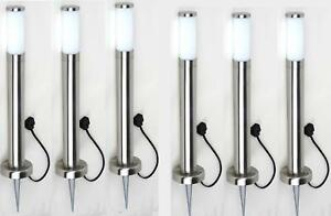 Low Voltage 316 Stainless Steel Garden Light 12V  x 6PC
