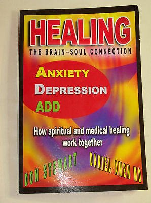 Healing : Brain-soul Connection Anxiety Depression Add