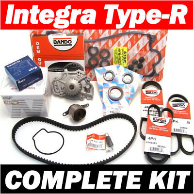 Integra Type-R Complete Timing Belt+Water Pump Kit VTEC