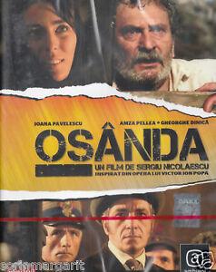 Romania-Film-Movie-DVD-OSANDA-Amza-Pellea-Sergiu-Nicolaescu
