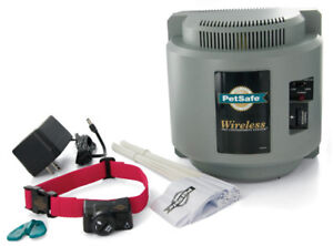 PetSafe Wireless Instant Pet Fence PIF-300 Wireless Containment System