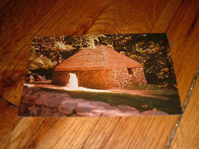 Lone Shieling Pleasant Bay Nova Scotia Canada Postcard