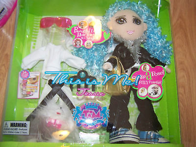 Tim This Is Me Jessie Doll Deluxe Set Puppy Dog Clothes Accessories Blue