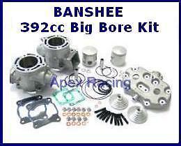 YAMAHA 350 BANSHEE ATHENA 392CC BIG BORE CYLINDER KIT