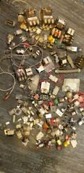 Allen Bradley + More Lot Industrial Commercial Relay Timer Switch Control Parts