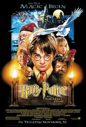 Harry Potter And The Sorcerer's Stone - Movie Poster (regular) (27