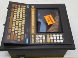 Uticor 500w-4d08k1 Industrial Computer For Parts New Keys No Monitor