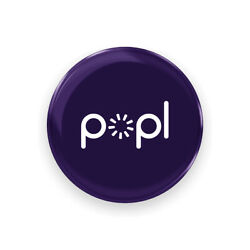 Popl Navy | Instantly Share Anything! | Popl Direct | Nfc Tag