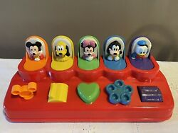 Disney Mickey Mouse Clubhouse & Friends Pop Up Toy