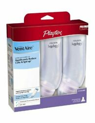 Playtex Baby Bottles Ventaire Colic Spit-up Reduction 9 Oz Standard Fast 3 Pack