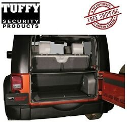 Tuffy Security Products Tailgate Enclosure Fits 07-10 Jeep Wrangler Jk 2 Door