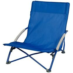 Ozark Trail Low Profile Outdoor Event Chair, Steel