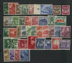 Germany 1939 - 1941 Page Of Used Sets, Part Sets, Semi Postals Cv $103+