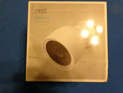 Nest Cam Iq Outdoor Pro Edition Smart Security Camera   - Sealed New