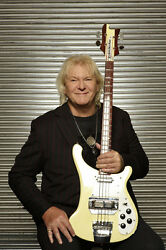 Yes Songs Chris Squire 13 X 19