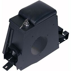 Tuffy Products Rear Half Subwoofer Security Console Black 01-06 Jeep Wrangler
