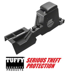 Tuffy Security Products Subwoofer Security Console Black For 97-06 Jeep Wrangler
