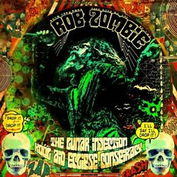 Rob Zombie - The Lunar Injection Kool Aid Eclipse Conspiracy Cd Pre-order