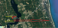 1+ Acre! Excellent Location In Florida Near St Augustine Tourist Area! Financing