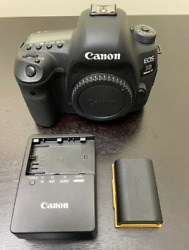 A Great Used Camera! - Canon 5d Mark Iv Digital Slr Camera - Black (body Only)