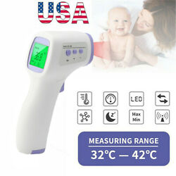 Thermometer Temperature Medical Infrared Non-contact Digital Forehead Baby Adult