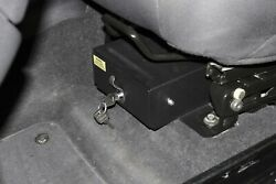 Tuffy Security Products 251-01 Conceal Carry; Security Drawer Fits Wrangler (tj)