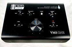 Slate Digital Vms One Ultra-linear Microphone Preamp (microphone Not Included)