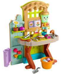 Laugh & Learn Grow-the-fun Garden Play Kitchen, Unisex, For Kids