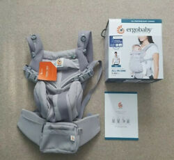 Ergobaby Omni 360 Cool Air Mesh All-in-one. New In Box With Tags. Must Have