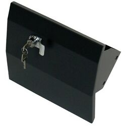 Tuffy Products Security Glove Compartment - Dark Slate 07-18 Jeep Wrangler Jk