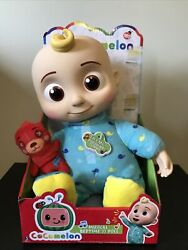 Cocomelon Musical Bedtime Jj Doll New In Box Youtube