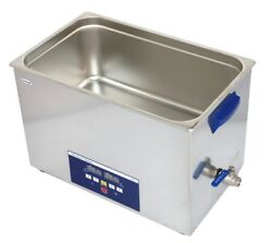 28l Big Industrial Parts Ultrasonic Cleaner Led Display Touch Control Dr-lq280
