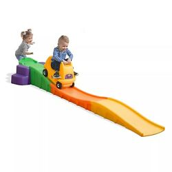 Step2 Up & Down Coaster Ride-on Roller Coaster Toy For Kids Toddler Ride Toy New