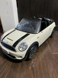 Barbie My Cool Mini Cooper Vehicle Toy Doll Car White Convertible Rare