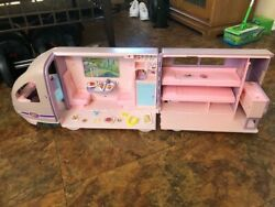 Barbie Travel Train Vehicle - Working Electronic Sounds - Batteries Not Included