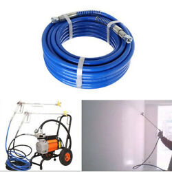 Industrial Airless Sprayer Pipe Device Parts 15m