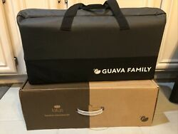 Guava Family Lotus Crib Backpack Portable Lightweight Play Yard