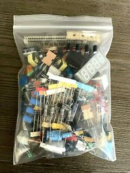 Lot Sale! 1 Lb Quality Grab Bag Of All Unused Electronic Parts & Components Diy