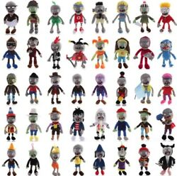 Plants Vs Zombies Plush Dolls 11 Inch Tall **choose Your Character**