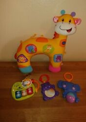 ⭐ Baby Toy ⭐ Vtech Tummy Time Discovery Pillow ⭐ Developmental Toy ⭐