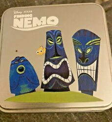 Disney Limited Edition Finding Nemo Watch With Rotating  Nemo Mint In Box #241