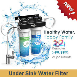 Large Room Air Purifier H13 Hepa Filter Air Cleaner For Home Allergie Dust Mold
