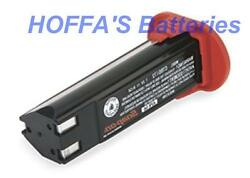 Snap-on Ctb5172nc 7.2v  Rebuilt By Professional Battery Engineers