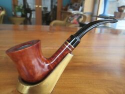 New Vintage Italian Briar Calabash By Mclary Of Ingalls
