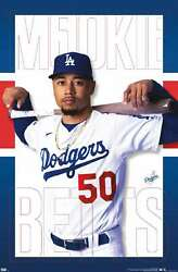 Mlb Los Angeles Dodgers - Mookie Betts Poster