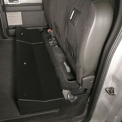 Tuffy Security Products 283-01 Underseat Lockbox Fits 09-17 F-150